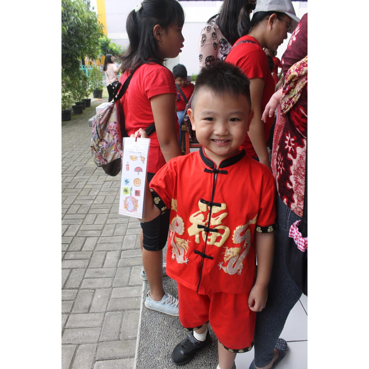FESTIVAL CHINESE NEW YEAR 2020
